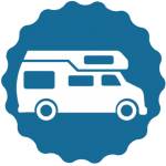 Motorhome Insurance Icon