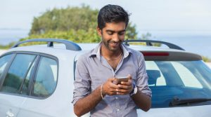 Young Driver gets Taxi Insurance