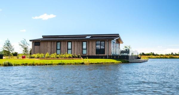 Luxury Lodge Caravan