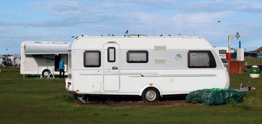 Single-Axle-Caravan