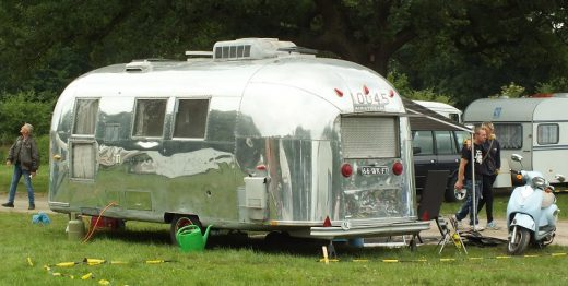 American Airstream Caravan